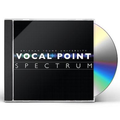 BYU Vocal Point SPECTRUM CD