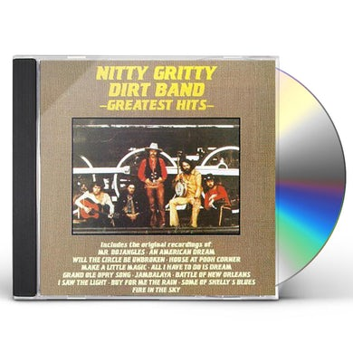 Nitty Gritty Dirt Band GREATEST HITS CD