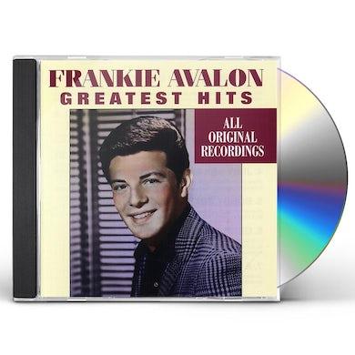 Frankie Avalon GREATEST HITS CD