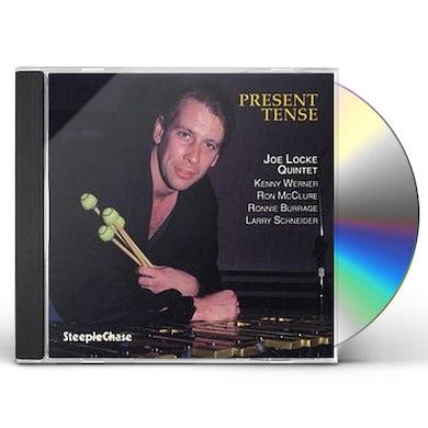 Joe Locke PRESENT TENSE CD