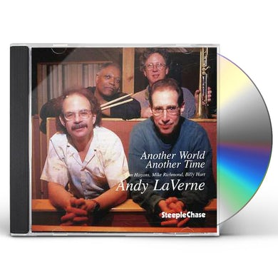 Andy LaVerne TIME CD