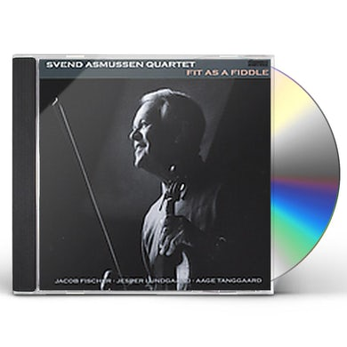 Svend Asmussen FIT AS A FIDDLE CD