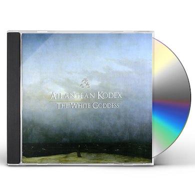 Atlantean Kodex WHITE GODDESS CD