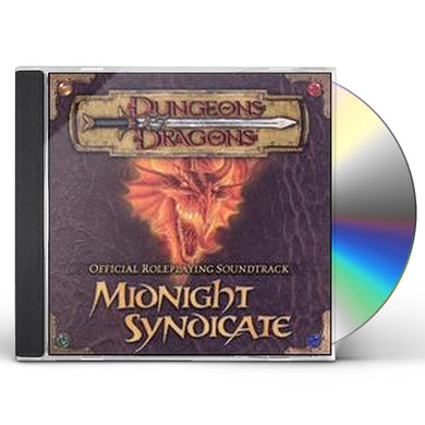 Midnight Syndicate DUNGEONS & DRAGONS CD