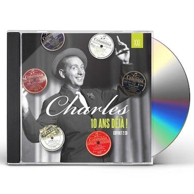 Charles Trenet CHARLES-10 ANS DEJA! CD
