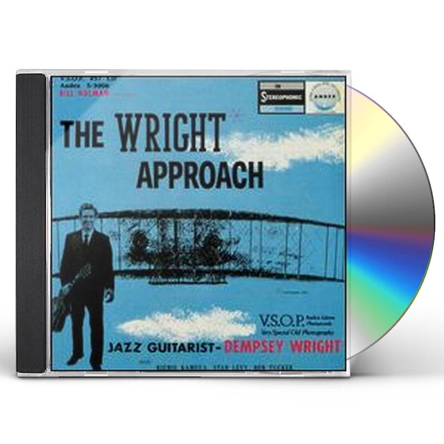 Dempsey Wright WRIGHT APPROACH CD
