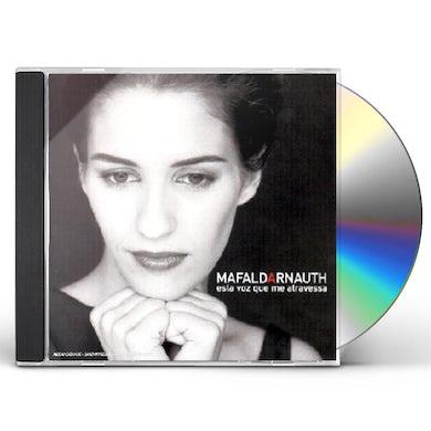 Mafalda Arnauth ESTA VOZ QUE ME ATRAVESSA CD