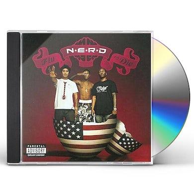 N.E.R.D. FLY OR DIE CD
