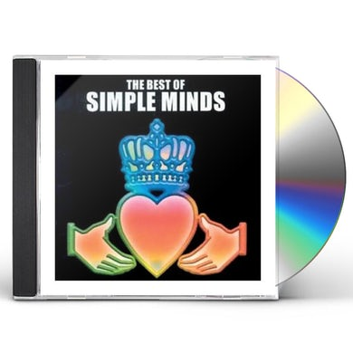 Simple Minds BEST OF CD