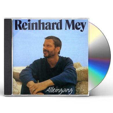 Reinhard Mey ALLEINGANG CD
