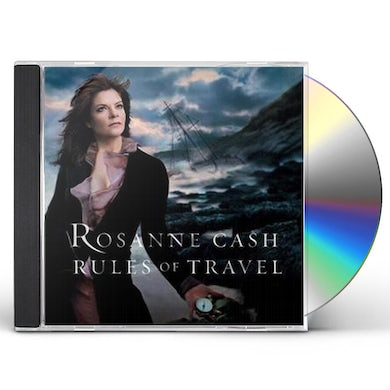 Rosanne Cash RULES OF TRAVEL CD