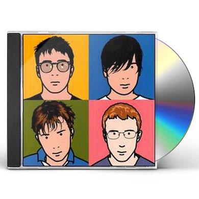 Blur BEST OF CD