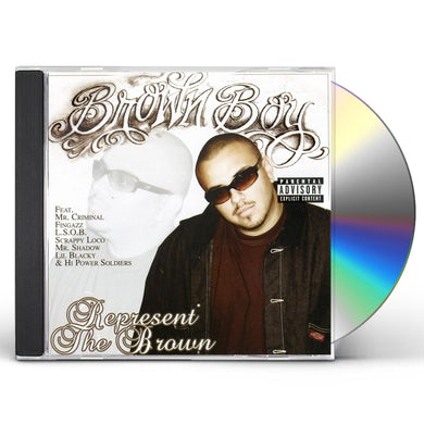 REPRESENT THE BROWN CD