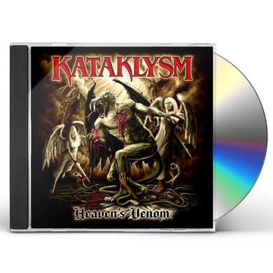 Kataklysm HEAVENS VENOM CD