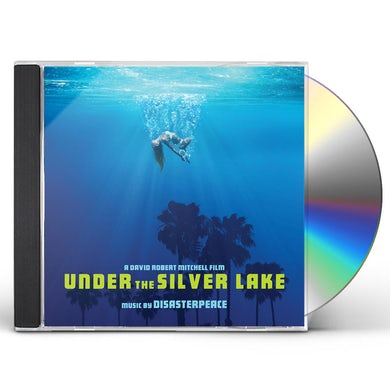 Disasterpeace UNDER THE SILVER LAKE CD