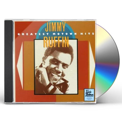 Jimmy Ruffin GREATEST MOTOWN HITS CD