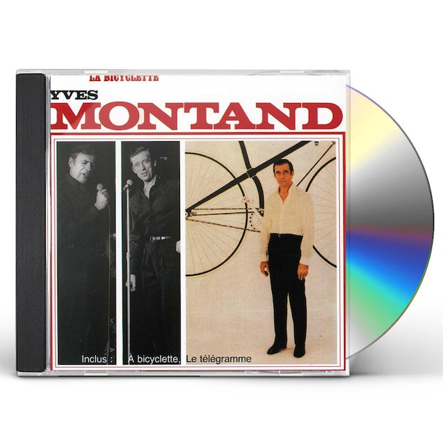 Yves Montand LA BICYCLETTE CD