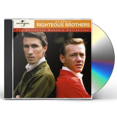 Righteous Brothers UNIVERSAL MASTERS COLLECTION CD