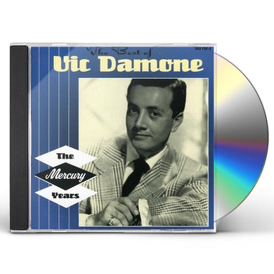 Vic Damone BEST OF MERCURY YEARS CD