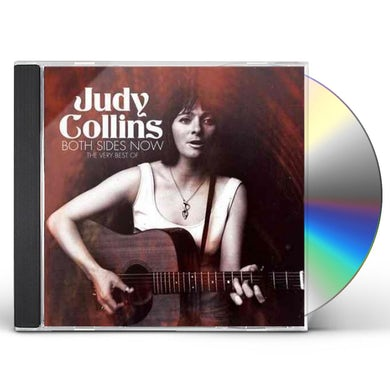 Judy Collins BOTH SIDES NOW - THE VERY BEST OF CD