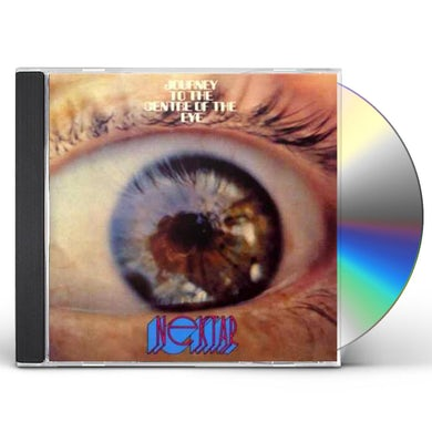Nektar JOURNEY TO THE CENTRE OF THE EYE CD