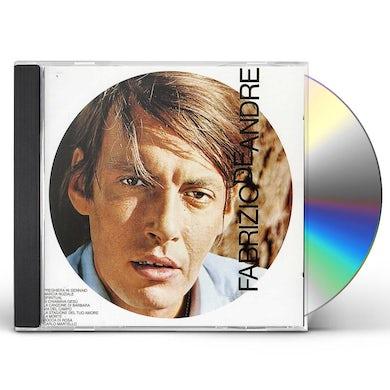 Fabrizio De Andre VOLUME 1 CD