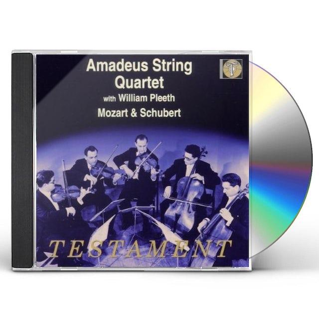 W.A. Mozart SINFONIA CONCERTANTE K.364 CD