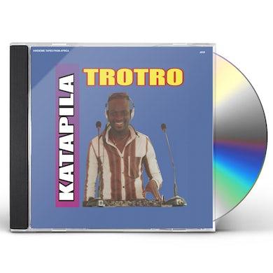 DJ KATAPILA TROTRO CD