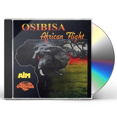 Osibisa AFRICAN FLIGHT CD