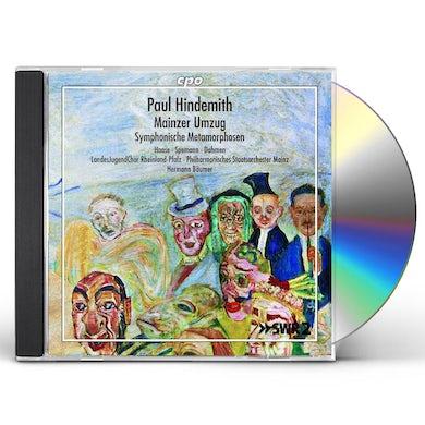 Various Artists, Classical MAINZER UMZUG CD