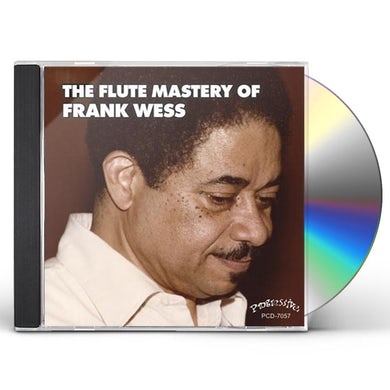 FLUTE MASTERY OF FRANK WESS CD