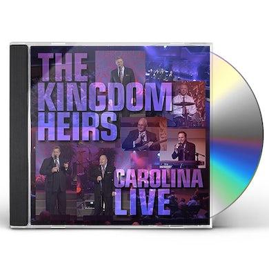 Kingdom Heirs CAROLINA LIVE CD