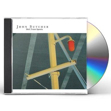John Butcher BELL TROVE SPOOLS CD