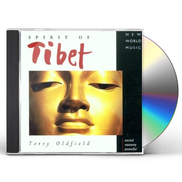 Terry Oldfield SPIRIT OF THE WORLD CD