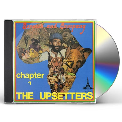 Lee Scratch Perry / The Upsetters SCRATCH & COMPANY CHAPTER 1 CD