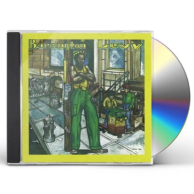 Barrington Levy POORMAN STYLE CD
