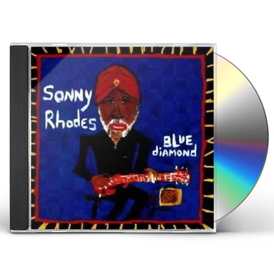 Sonny Rhodes BLUE DIAMOND CD