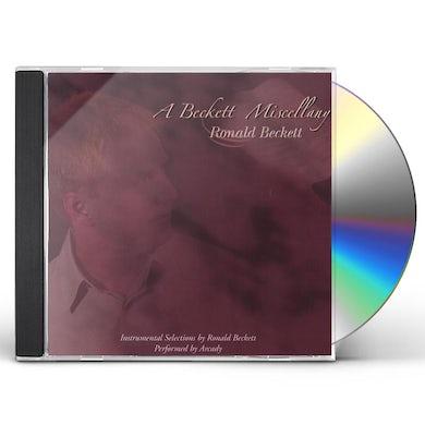 Arcady BECKETT MISCELLANY CD