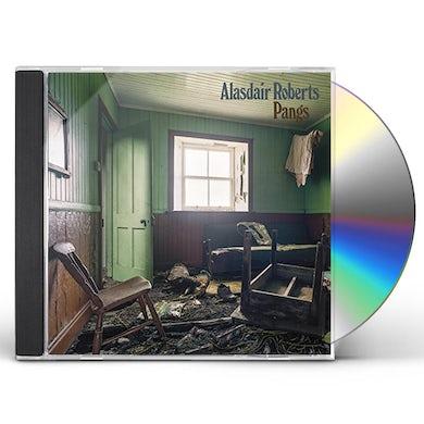Alasdair Roberts PANGS CD