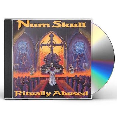 Num Skull RITUALLY ABUSED REISSUE CD