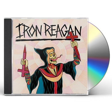 Iron Reagan CROSSOVER MINISTRY CD