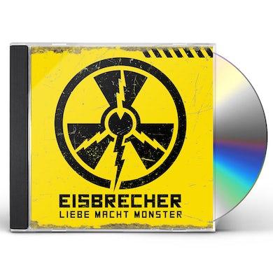 Liebe Macht Monster CD