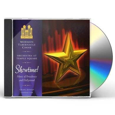 Mormon Tabernacle Choir SHOWTIME CD