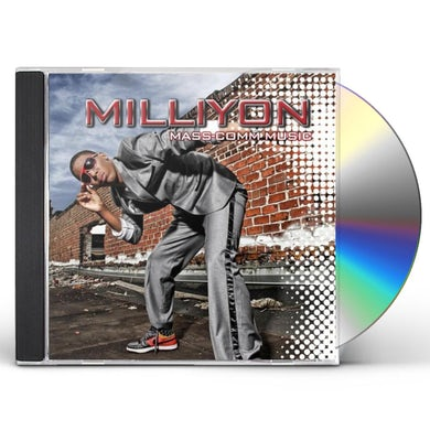 Milliyon MASS-COMM MUSIC CD