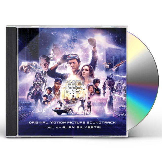 Alan Silvestri READY PLAYER ONE / Original Soundtrack CD