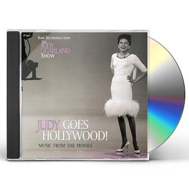 Judy Garland JUDY GOES HOLLYWOOD CD