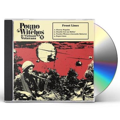 Devil's Witches PORNO WITCHES & VIETNAM VETERANS CD