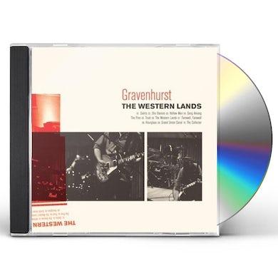 Gravenhurst WESTERN LANDS CD