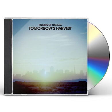 Boards Of Canada TOMORROW'S HARVEST CD