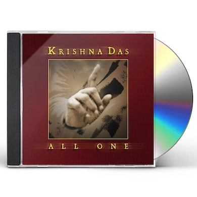 Krishna Das ALL ONE CD